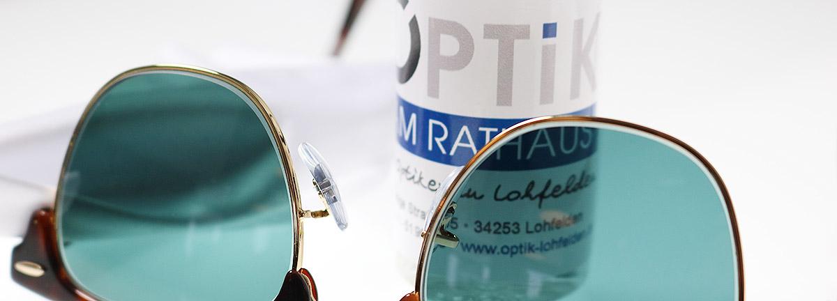 Brillenpflege Optik am Rathaus