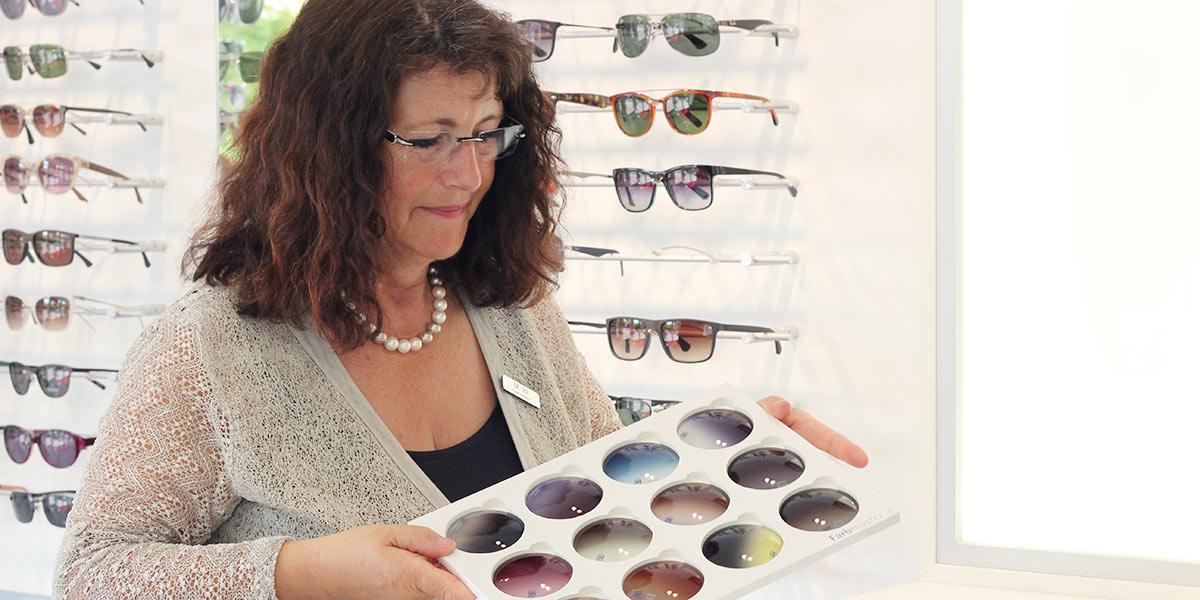 Marion Ibl - Augenoptikergesellin