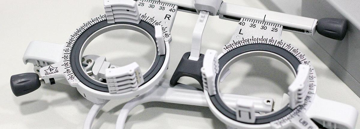 Messgerät Optik am Rathaus