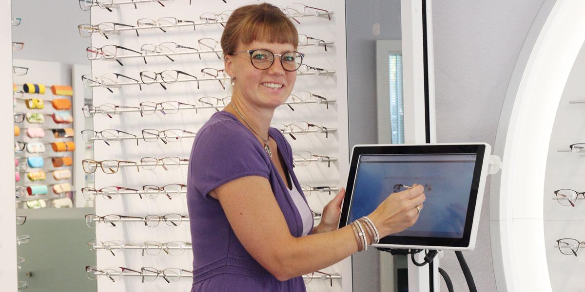 Christina Rösner - Augenoptikergesellin