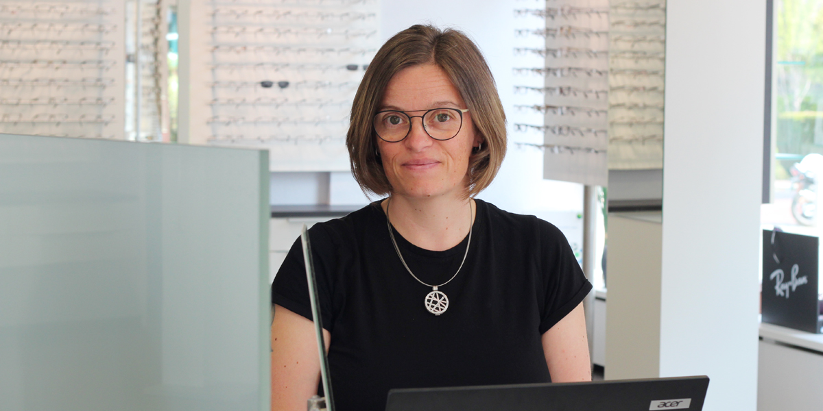 Nicole Schmidtke - Augenoptikergesellin