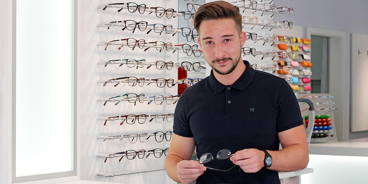 Valentin Schmidt - staatl. geprüfter Augenoptiker und Augenoptikermeister